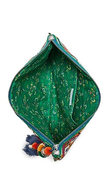 Star Mela Raji 刺绣手包