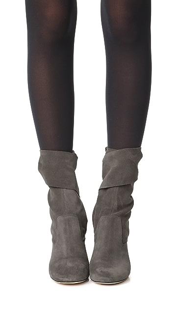 Sigerson Morrison Sally 绒面革短靴
