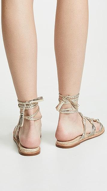 Sigerson Morrison James 编织凉鞋