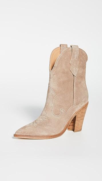 Sigerson Morrison Kalila 西部风格靴子