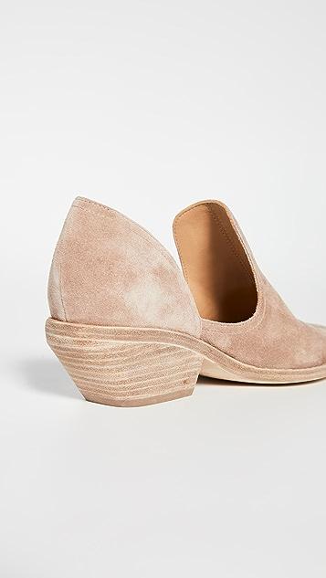 Sigerson Morrison Tabatha Dip Down 短靴