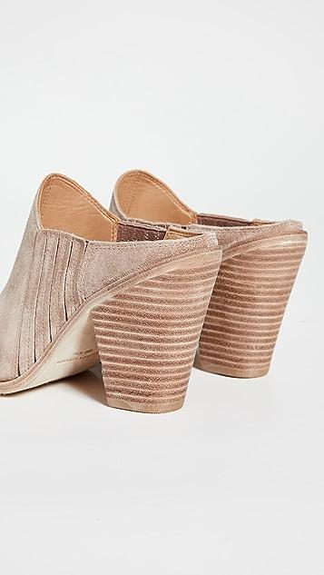 Sigerson Morrison Kaden 粗跟穆勒鞋