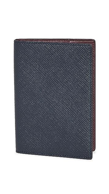 Smythson Panama 护照夹