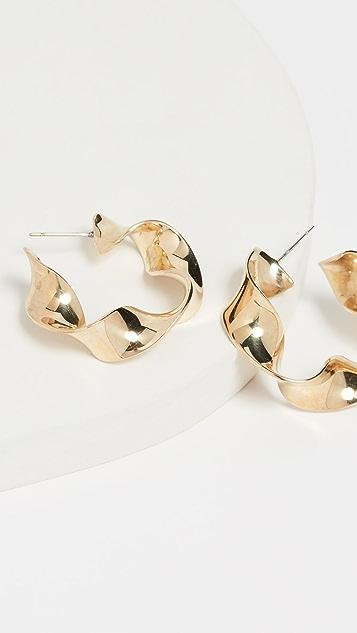 Soko Joy 迷你个性圈式耳环