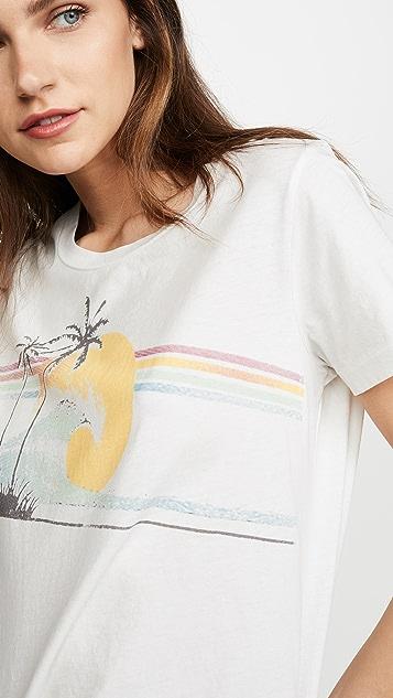 Sol Angeles Sunbeams 圆领 T 恤