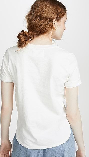 Sol Angeles Wild Slit T 恤