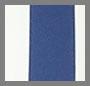 深海蓝/奶白条纹