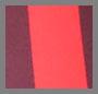 波尔多酒红条纹