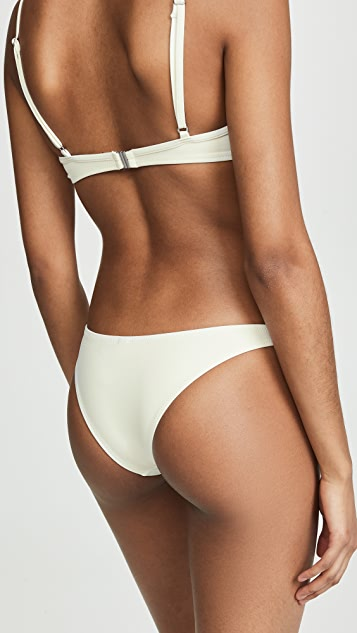 Solid & Striped Eva 比基尼泳裤