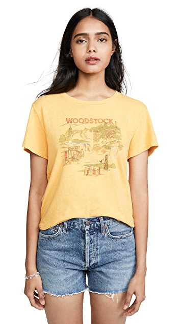 Solid & Striped The Woodstock T 恤