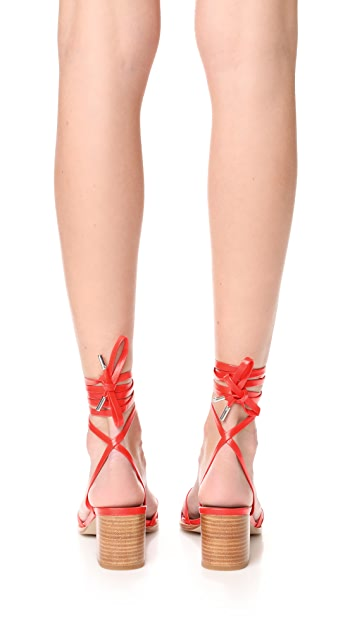 Sol Sana Tabitha 高跟凉鞋