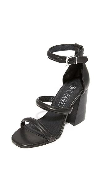 Sol Sana Aubrey 高跟凉鞋