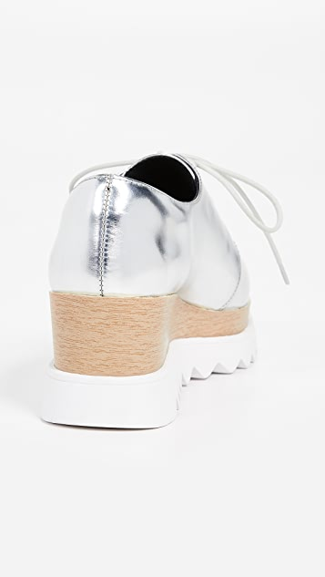 Sol Sana Megan 坡跟牛津鞋