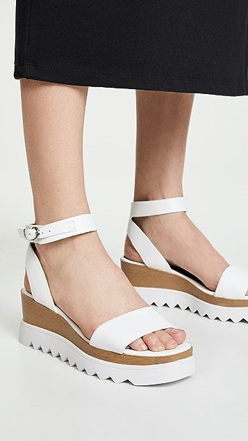 Sol Sana Tray 坡跟凉鞋