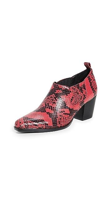 Sol Sana Clio 粗跟短靴