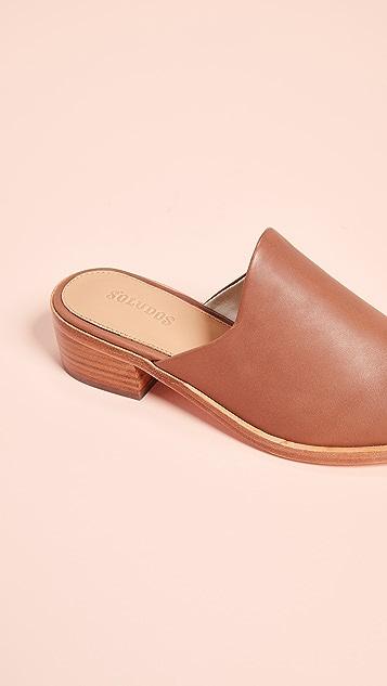 Soludos Venetian 穆勒鞋