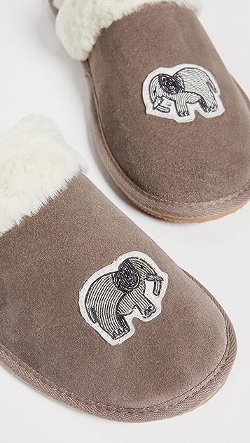 Soludos 大象舒适便鞋