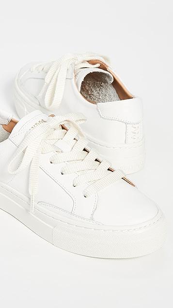 Soludos Ibiza 厚底运动鞋