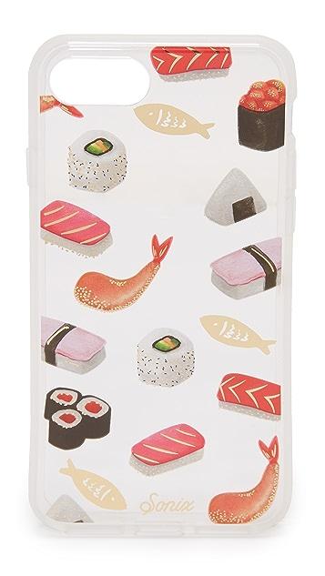 Sonix 寿司图案 iPhone 7 护套