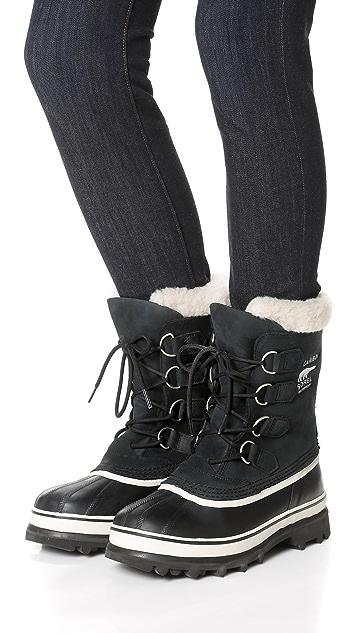 Sorel Caribou 靴子