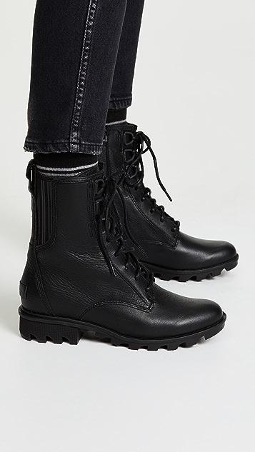 Sorel Phoenix 蕾丝靴子
