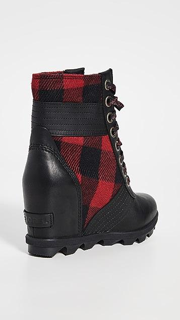 Sorel Lexie 坡跟鞋