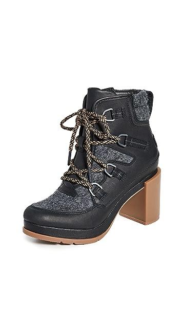 Sorel Blake 蕾丝短靴