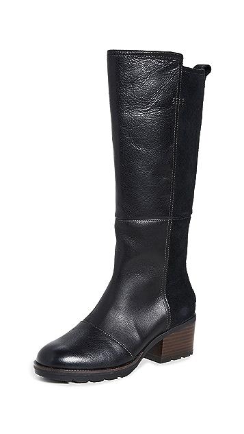 Sorel Cate 高筒靴