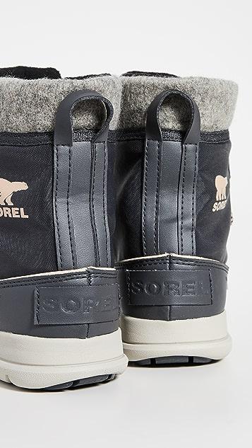 Sorel Sorel Explorer 狂欢节风格靴子