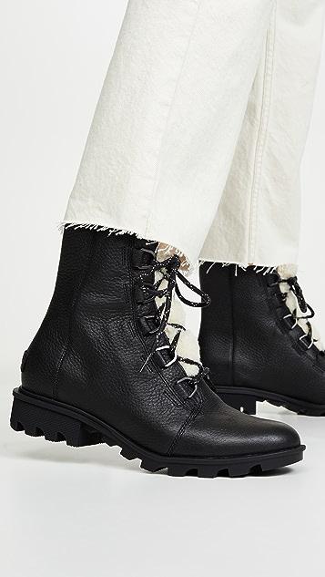 Sorel Phoenix 系带短靴