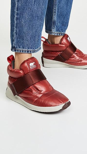 Sorel Out 'n' About Sneak Puff 运动鞋