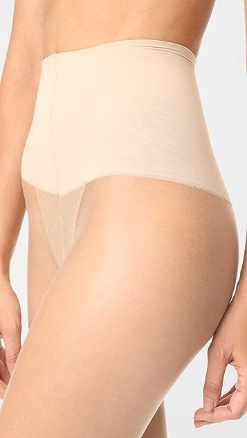 SPANX Tummy 塑型透明贴腿裤