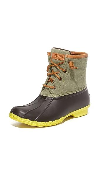 Sperry Saltwater 短靴