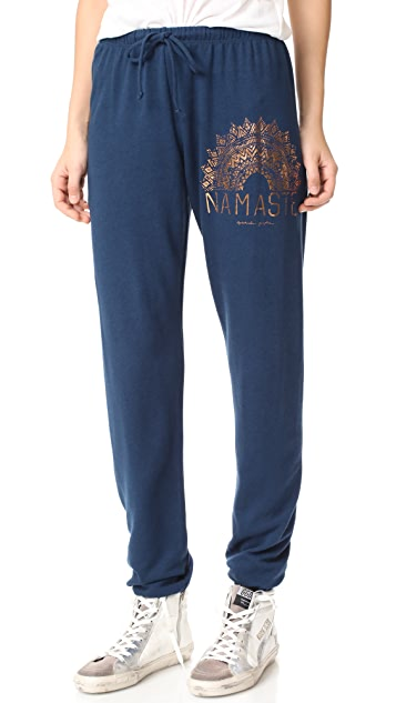 Spiritual Gangster Namaste Sun 运动裤