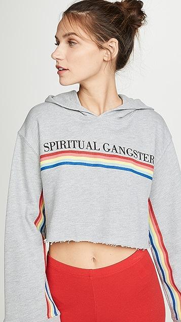 Spiritual Gangster Rainbow Dancin The Night Away 连帽上衣