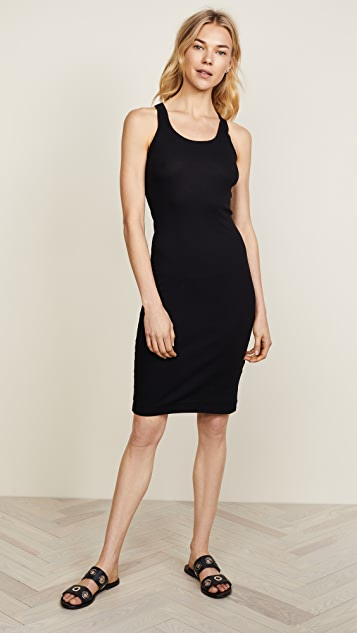 Splendid 2x1 工字型后背连衣裙