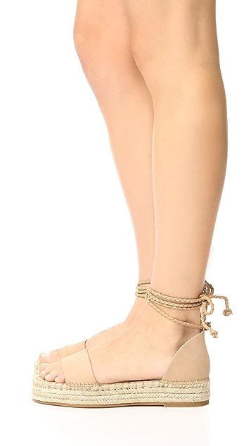 Splendid Eliza 帆布编织鞋