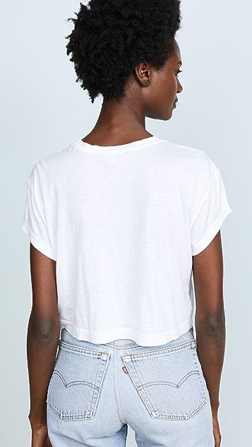 Splendid 短款 T 恤