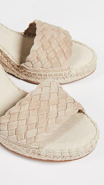 Splendid Tasman 坡跟编织底便鞋