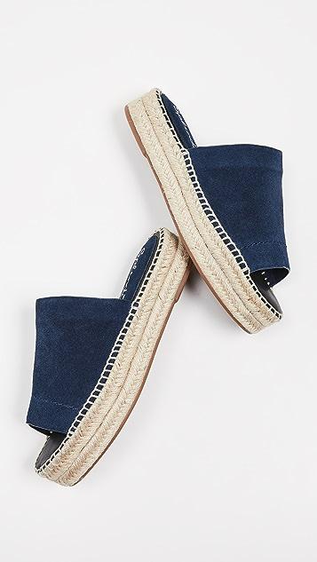 Splendid Thaddeus 编织底便鞋