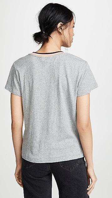 Splendid x Gray Malin Tidepool T 恤