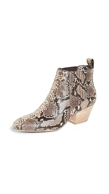 Splendid Henley II 粗跟短靴