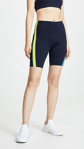 Splits59 链式高腰单车短裤