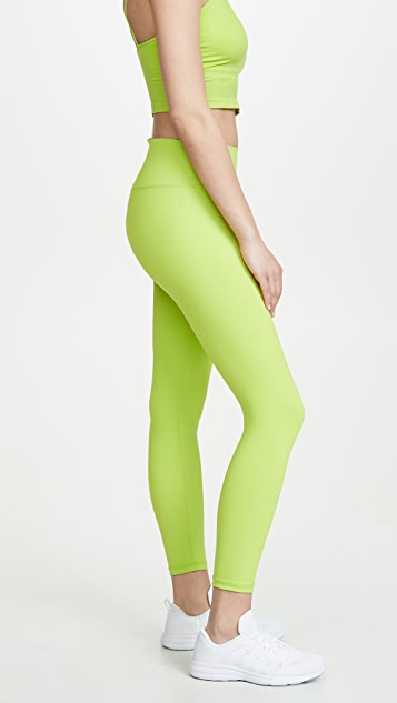 Splits59 Kinney 高腰 7/8 贴腿裤