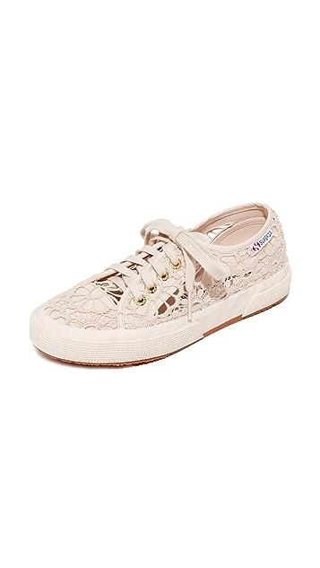 Superga 2750 Macrame Cotu 运动鞋