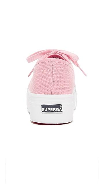 Superga 2790 厚底运动鞋