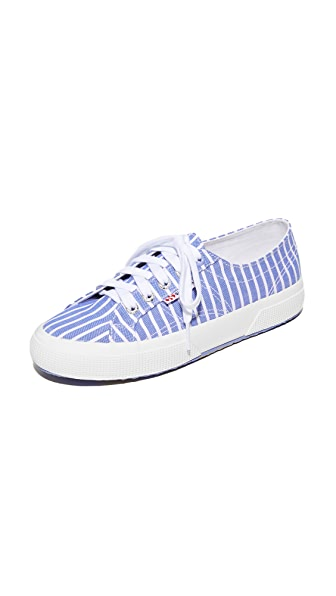Superga 2750 Striped Cotu 运动鞋