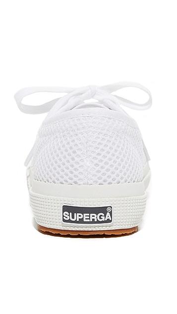 Superga 2750 Cotu 网眼布运动鞋
