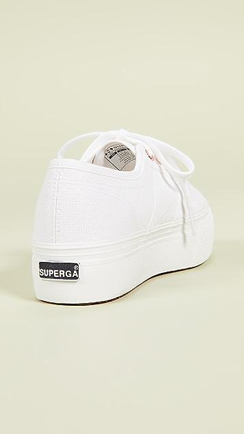 Superga 2790 Linea Up 厚底运动鞋