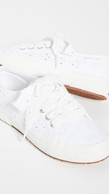 Superga x LoveShackFancy 2750 Sangallow 运动鞋